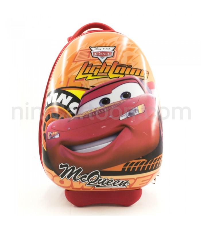 کیف چمدانی چرخ دار مک کویین (بیضی) - Mc Queen