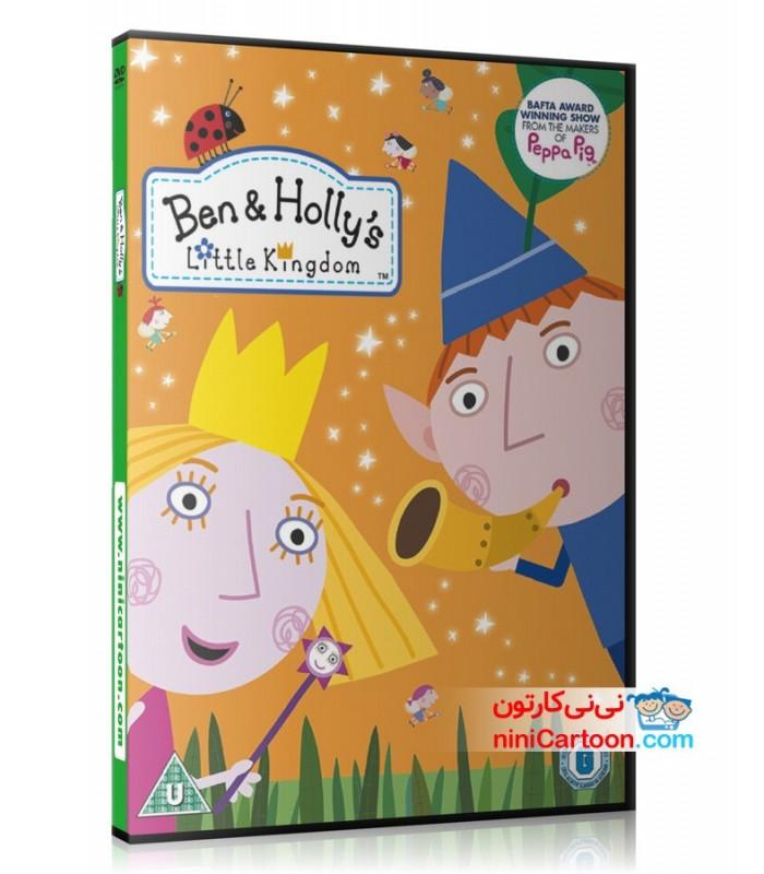 مجموعه کامل تقویت زبان بن اند هالی - Ben and Holly's