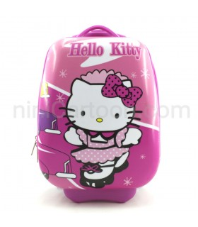 کیف چمدانی چرخ دار کیتی (مستطیل) - Kity