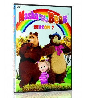 مجموعه کارتونی ماشا و میشا (ماشا و خرسه) فصل دوم - Masha and Bear - Season 2