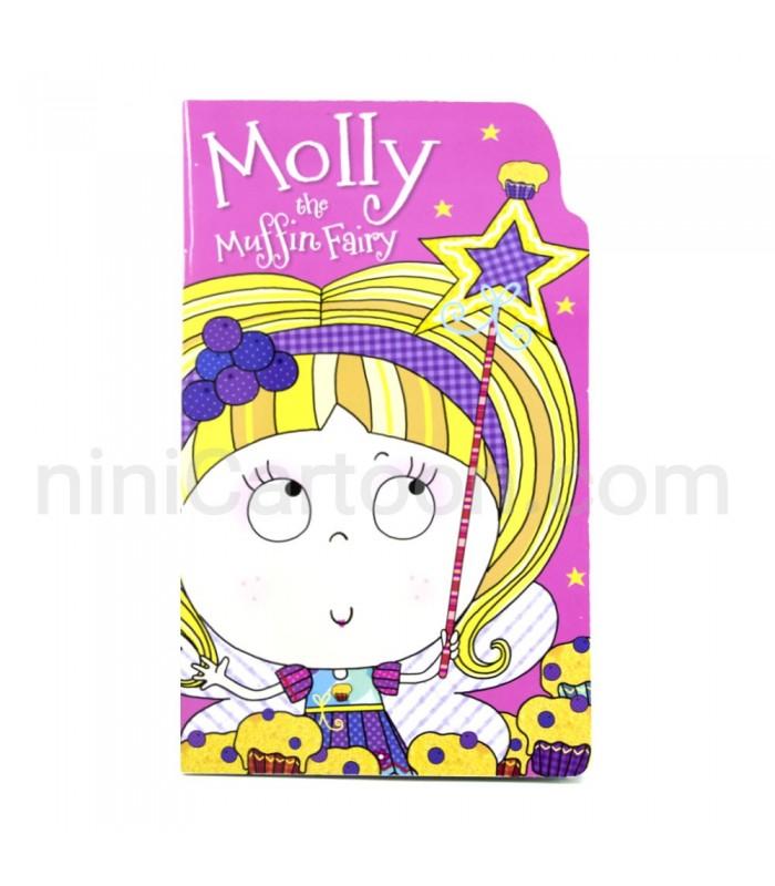 کتاب داستان Storytime Books: Molly The Muffin Fairy Story Book