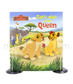 کتاب داستان Lion King: Can'T Wait To Be Queen