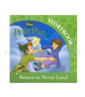 کتاب داستان Storybook: Peter Pan Return To Never Land
